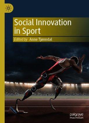 voorzijde boek social innovation in sport